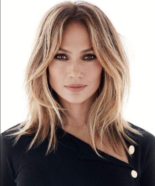 Jennifer Lopez Shag Haircut | Beautiful In 2019 | Hair, Hair Styles with regard to Long Layered Hairstyles Jennifer Lopez