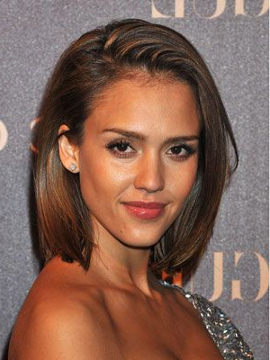 Jessica Alba Hair Cut - How To Get Jessica Alba's Hair with Jessica Alba Long Hairstyles