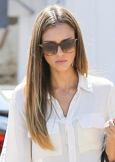 Jessica Alba, Long Hair (View 6 of 25)