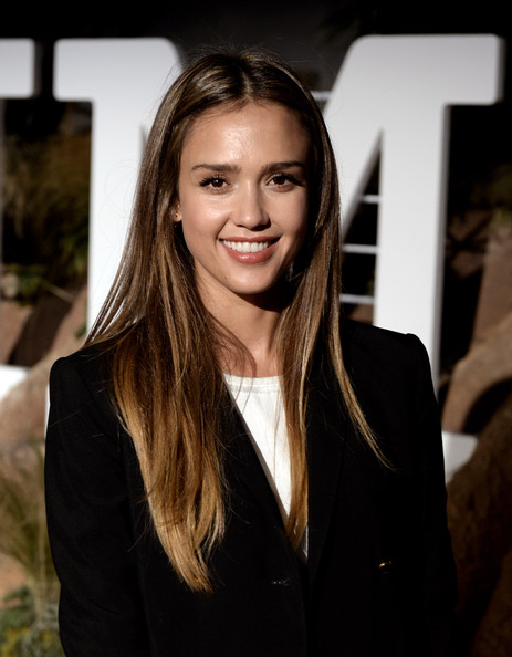 Jessica Alba Long Straight Cut - Jessica Alba Long Hairstyles Looks intended for Jessica Alba Long Hairstyles