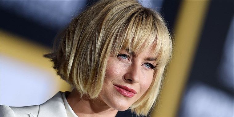 Julianne Hough Has A Bob Haircut With Bangs Now within Julianne Hough Long Hairstyles
