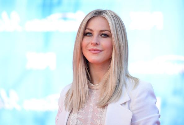 Julianne Hough Long Center Part - Julianne Hough Long Hairstyles with regard to Julianne Hough Long Hairstyles