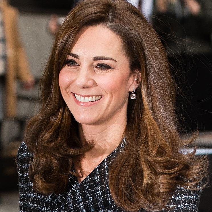 Kate Middleton Best Hairstyles Ever! | Hello! Inside Long Hairstyles Kate Middleton (View 17 of 25)