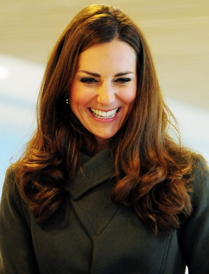 Kate Middleton Curly Hairstyles For Long Hair – Popular Haircuts Pertaining To Long Hairstyles Kate Middleton (View 6 of 25)