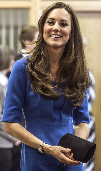Kate Middleton Is Reportedly Changing Her Hairstyle | Hello! Within Long Hairstyles Kate Middleton (View 23 of 25)