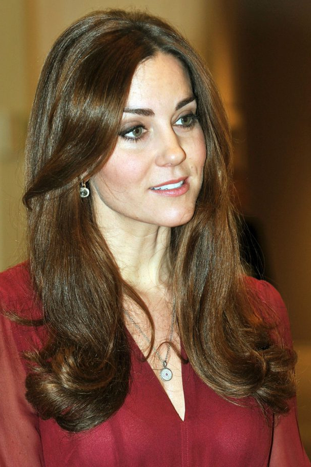 Kate Middleton Will Be Stuck With Her Hairstyle Forever,' Says With Long Hairstyles Kate Middleton (View 8 of 25)