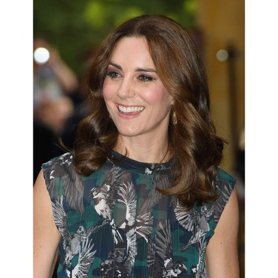 Kate Middleton's 18 Best Hairstyles Ever | Allure Pertaining To Long Hairstyles Kate Middleton (View 22 of 25)
