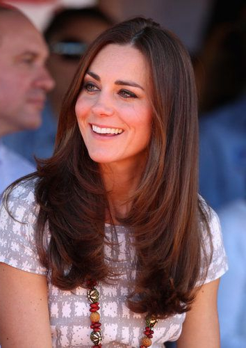 Kate Middleton's Coif Even Looks Good In Bunny Ears | Hair Styles Intended For Long Hairstyles Kate Middleton (View 2 of 25)