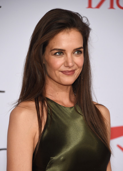 Katie Holmes Long Straight Cut – Katie Holmes Long Hairstyles Looks With Regard To Katie Holmes Long Hairstyles (View 7 of 25)