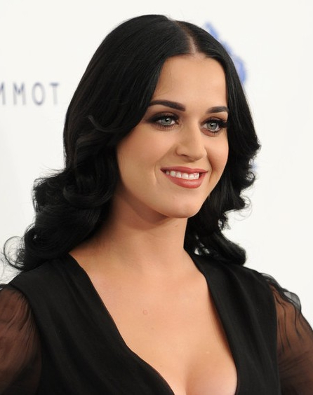 Katy Perry Big Waves Hairstyle For Long Hair – Popular Haircuts With Regard To Katy Perry Long Hairstyles (View 19 of 25)