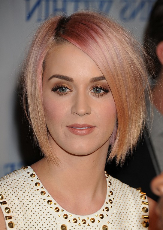 Katy Perry Hairstyles – Celebrity Latest Hairstyles 2016 Regarding Katy Perry Long Hairstyles (View 23 of 25)