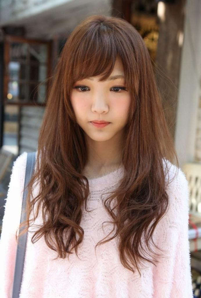 Kawaii Hairstyles For Long Hair | Hairstyles Within Long Kawaii Hairstyles (View 7 of 25)