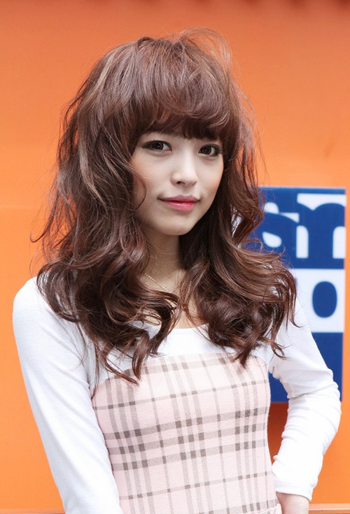 Kawaii Japanese Girls Hairstyle – Hairstyles Weekly With Long Kawaii Hairstyles (View 4 of 25)