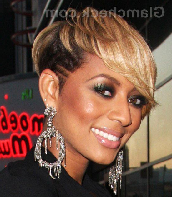 Keri Hilson Short Hairstyles – Summer Hairstyles – Girl Style With Regard To Keri Hilson Long Hairstyles (View 8 of 25)