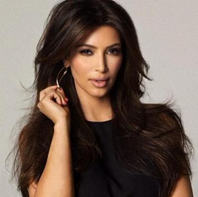Kim Kardashian Hairstyles – Our Favourite Hair Looks From The Intended For Long Layered Hairstyles Kim Kardashian (View 14 of 25)