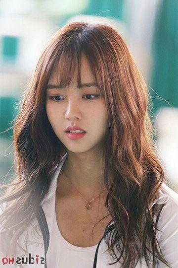 Kim So Hyun | Long Hairstyles For Men | Long Hair Styles, Korean intended for Korean Girl Long Hairstyles