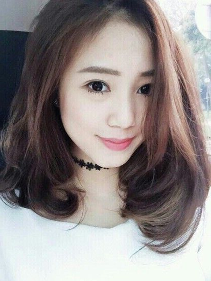 Featured Photo of Semi Long Hairstyles Korean