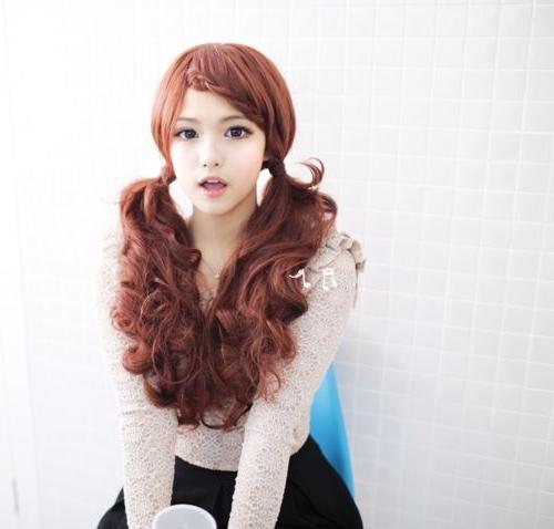 Korean Hairstyle | Hairspirations | Long Hair Styles, Hair Styles, Hair Within Long Kawaii Hairstyles (View 14 of 25)