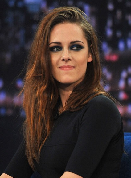 Kristen Stewart Long Tousled Layered Hairstyle – Popular Haircuts Within Long Tousled Layers Hairstyles (View 5 of 25)
