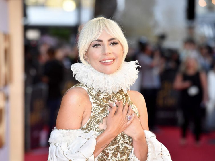 Lady Gaga Best Red Carpet Outfits – Business Insider For Long Hairstyles Red Carpet (View 25 of 25)