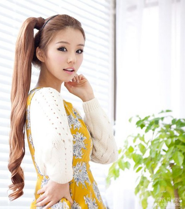 Latest And Trendy Kawaii Hairstyles 2014 For Girls 11 – Life N Fashion In Long Kawaii Hairstyles (View 16 of 25)