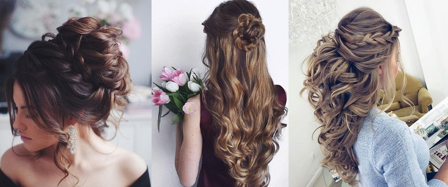 Latest Party Hairstyles Tutorial Stepstep 2018 2019 Trends & Looks Throughout Long Hairstyles For A Party (View 14 of 25)