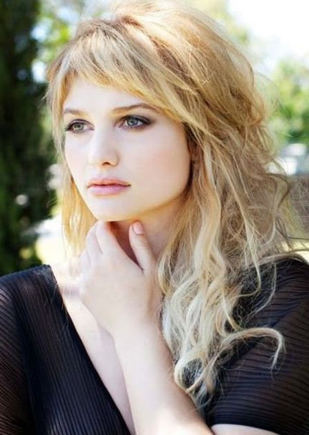 Layered Bedhead Long Hairstyles (View 5 of 25)