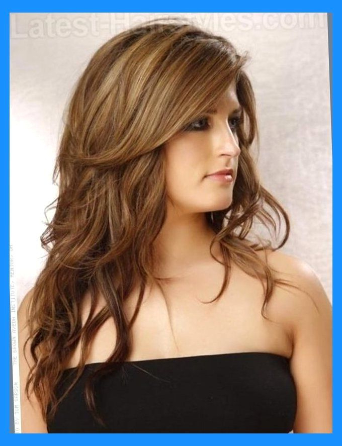 Featured Photo of Long Hairstyles Feathered Layered