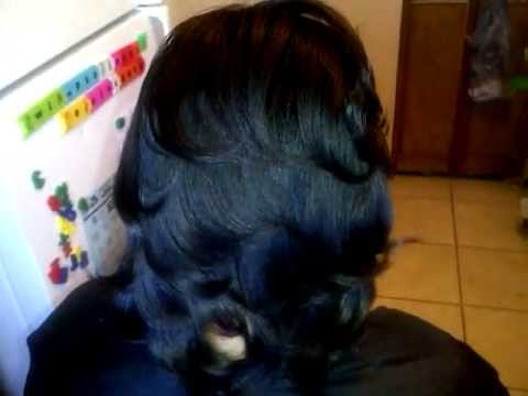 Layered Feathered Wrap Hair – Youtube Inside Wrapping Feathered Layers Hairstyles Along The Sides (View 7 of 25)
