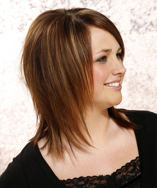Layered Hair, Razor Cuts And One Length Cuts Inside Razor Cut Layers Long Hairstyles (View 8 of 25)