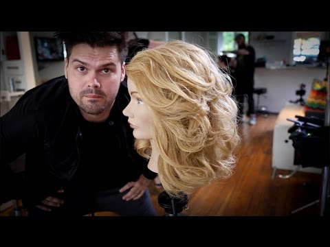 Layered Haircut For Long Thick Hair | Matt Beck Vlog 49 – Youtube With Regard To Heavy Layered Long Hairstyles (View 12 of 25)