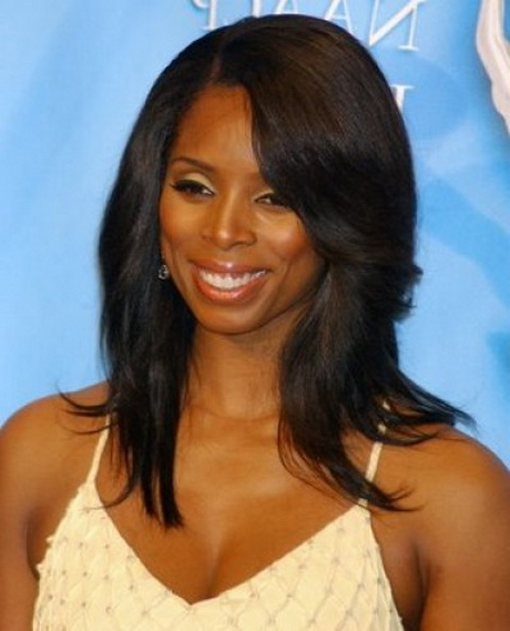 Layered Hairstyles For Black Women | Hairstylo Intended For Long Layered Hairstyles For Black Women (View 18 of 25)
