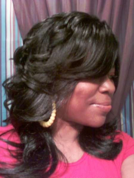 Layered Hairstyles For Black Women | Hairstylo Intended For Long Layered Hairstyles For Black Women (View 6 of 25)