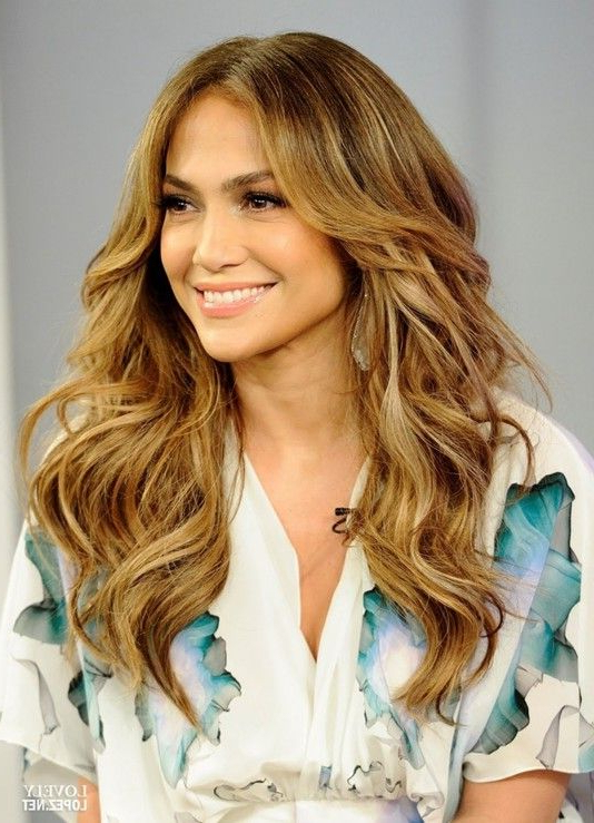 Layered Hairstyles For Long Hair: Jennifer Lopez Hair Cut | Hair Regarding Long Hairstyles Jennifer Lopez (View 8 of 25)