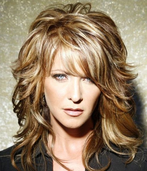 Layered Hairstyles Women Over 40   Layered Hairstyles   Medium For Longer Hairstyles For Women Over (View 4 of 25)