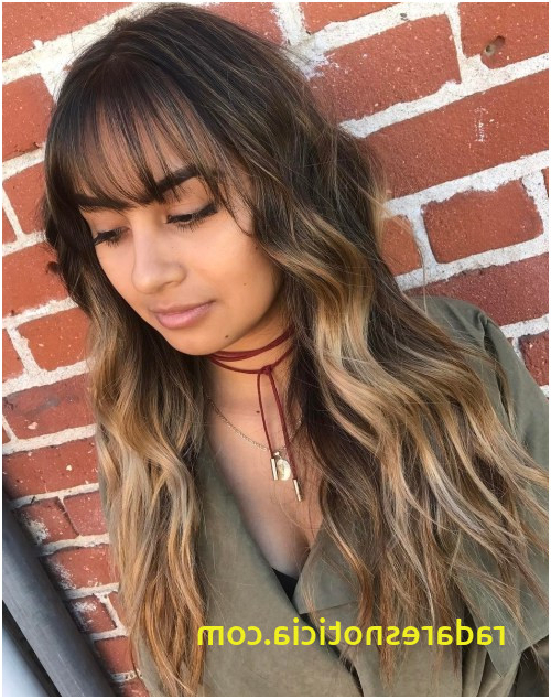 Layered Long Hairstyle With Bangs 50 Cute Long Layered Haircuts With With Regard To Cute Long Hairstyles With Bangs (View 22 of 25)