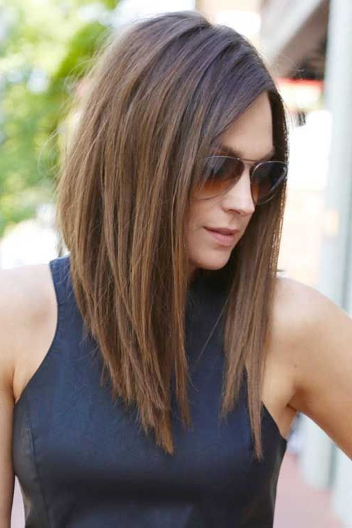 Layers Are A Key Feature Of Many Gorgeous Modern Haircuts For Long Pertaining To Angled Long Haircuts (View 3 of 25)