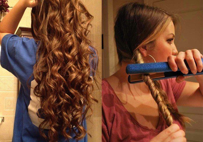 Featured Photo of Long Hairstyles At Home