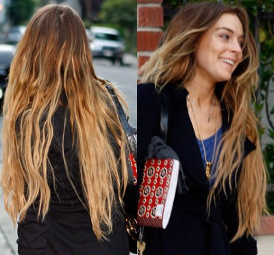 Lindsey Lohan Super Long Extensions – Looks On Heg – Celebrity Hair Pertaining To Long Hairstyles Extensions (View 4 of 25)
