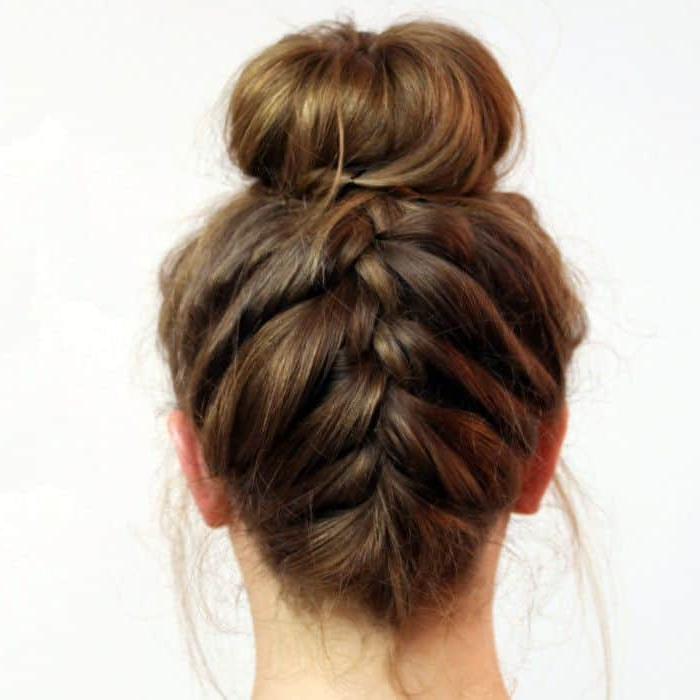 List Of 28 Easy Yet Stylish Updos For Long Hair + Images Intended For Long Hairstyles Pinned Up (View 23 of 25)