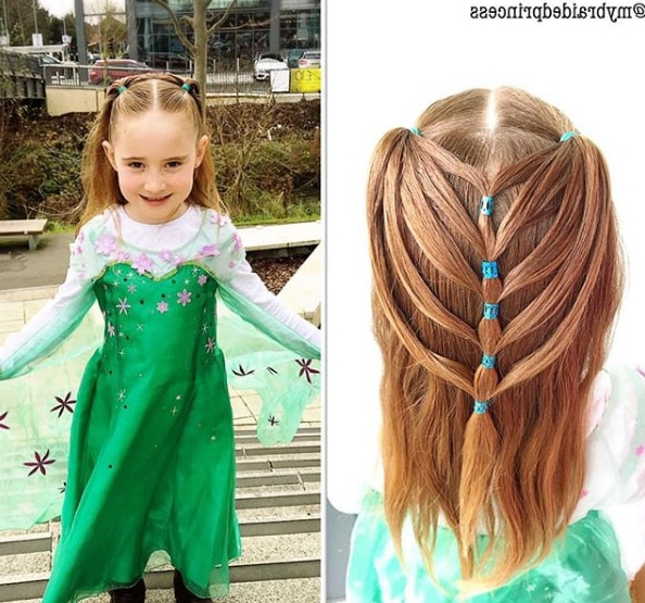 Little Girl Haircuts 2019 Inside Long Hairstyles For Young Ladies (View 12 of 25)