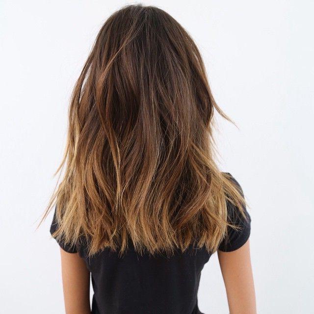 Long And Blunt | Locks In 2019 | Hair Styles, Blunt Haircut, Hair Regarding Blunt Cut Long Hairstyles (View 2 of 25)