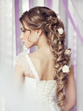 Long And Soft Wavy Hairstyle For Special Occasion | Talk Hairstyles With Long Hairstyles For Special Occasions (View 14 of 25)