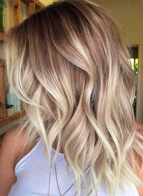 Long Blonde Hair Color Ideas In 2019 | Latest Fashion Trends For Long Blonde Hair Colors (View 16 of 25)