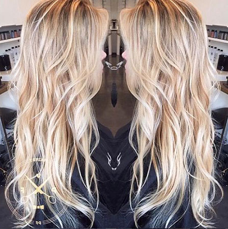 Long Blonde Thin Hairstyles – Blonde Hairstyles 2017 For Blonde Long Hairstyles (View 20 of 25)