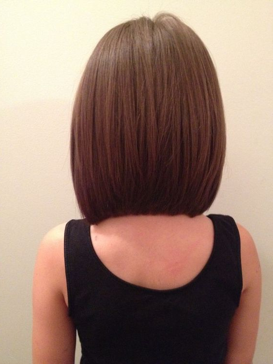 Long Bob Haircuts Back View: | Bob Styles | Hair, Hair Cuts, Long With Regard To Back View Of Long Hairstyles (View 16 of 25)