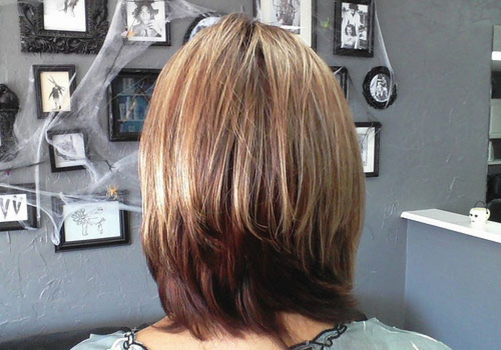 Long Bob Haircuts Back View | Projects To Try | Long Hair Styles Within Medium Long Layered Bob Hairstyles (View 13 of 25)