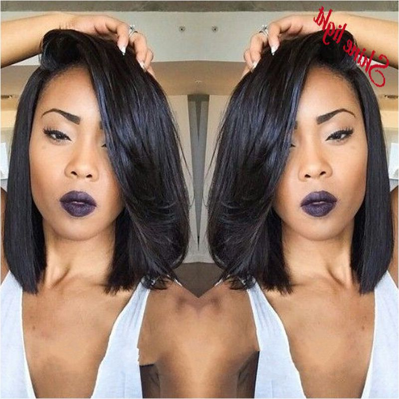Featured Photo of Long Black Bob Haircuts