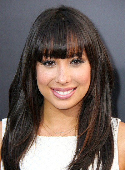 Long, Brunette Hairstyles With Bangs – Beauty Riot Throughout Long Haircuts For Brunettes (View 21 of 25)