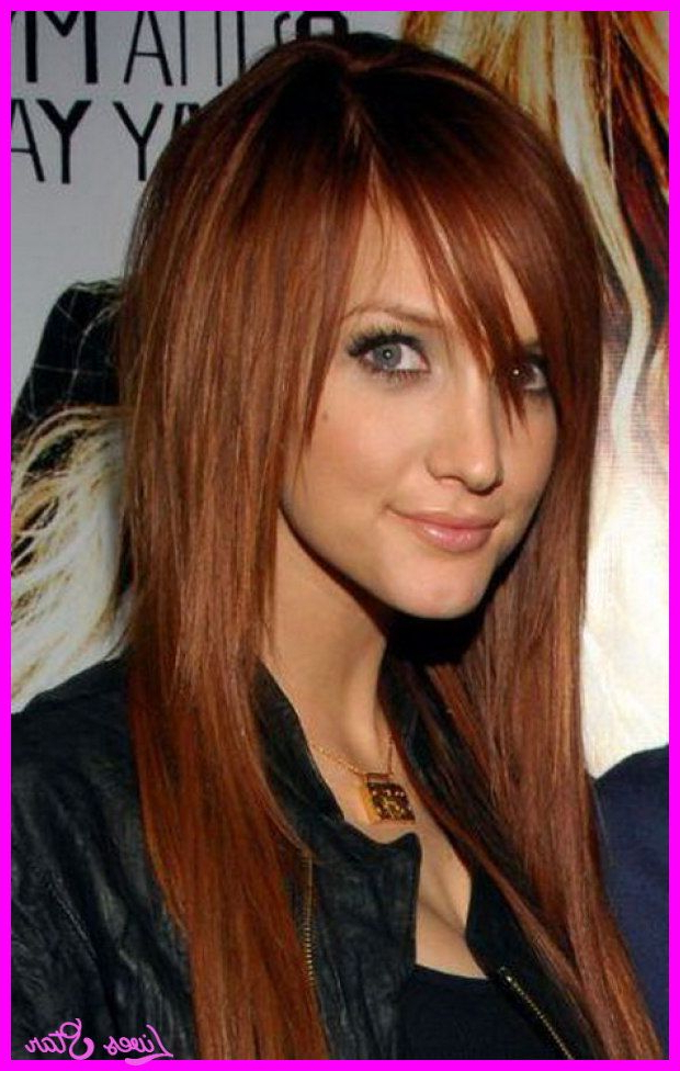 Long Choppy Hairstyles Long Choppy Haircuts Livesstar | Hairstyles Ideas Intended For Choppy Long Hairstyles (View 23 of 25)